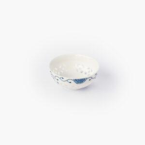 tasse de thé porcelaine; goutte de thé 730