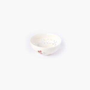 tasse de thé porcelaine; goutte de thé 731