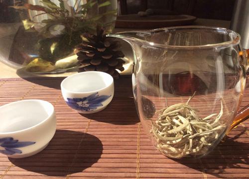 les vertus merveuilleuses du thé blanc 2