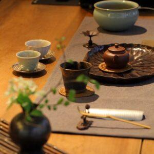 Goutte de Thén, atelier gongfu cha
